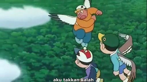 Nobita And The Winged Braves