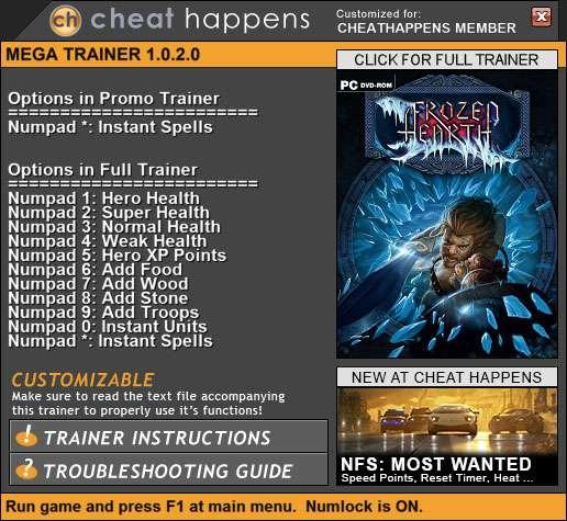 Xcom Enemy Unknown Trainer