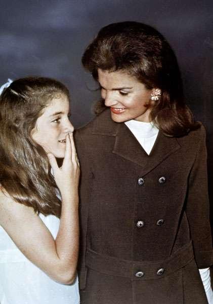 Rose tatiana schlossberg daughters of caroline kennedy summer 1994