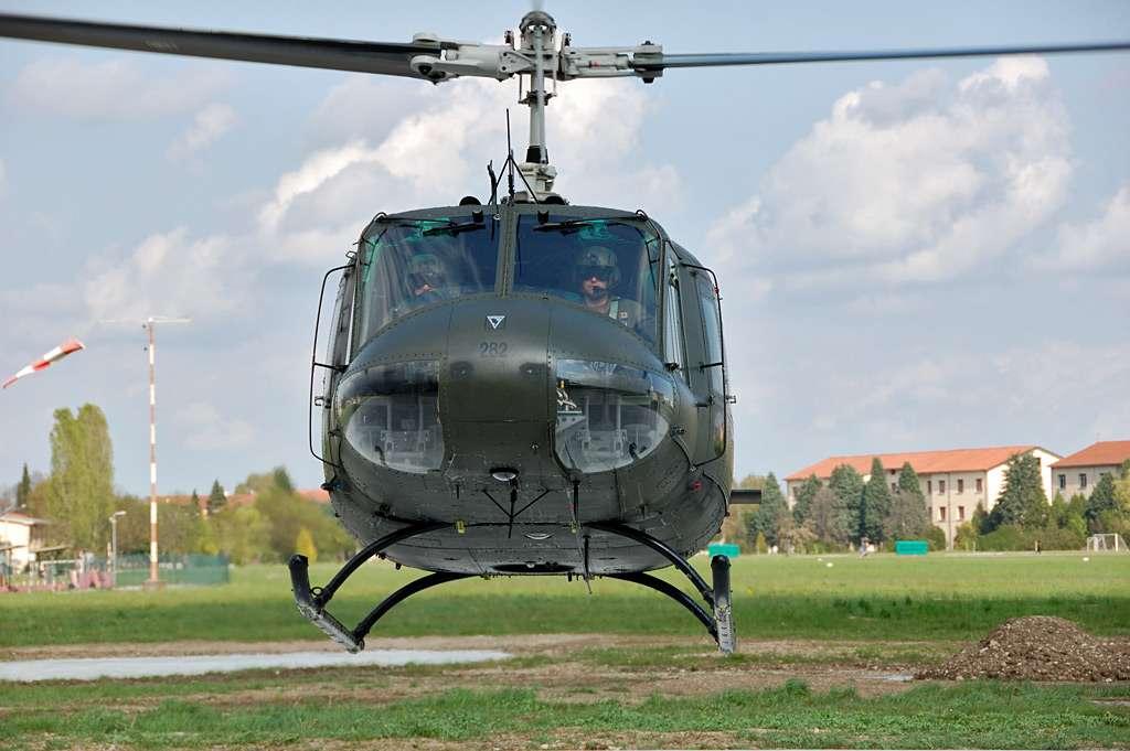 Elicottero Bipala : Tr gli elicotteri del ° regg rigel foto